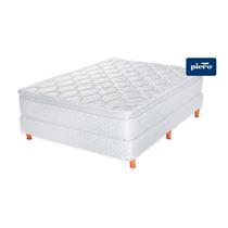 Colchon Piero Mattina Pillow Resortes 190x140x27 1demayo