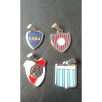 Dijes De Acero Quirurgico River Boca Racing Independiente