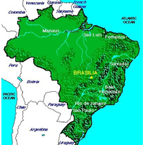 Mapa Brasil Garmin Gps Y Chinos Igo En Sd Local Z/centro