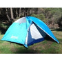 Carpa Telken Campinox+3/4 Personas+rosario+camping+aventuras
