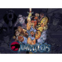 Thundercats - Latino - Temporada 1 - Vol. 1 Y 2 - 12 Dvds.