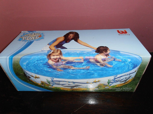 Pileta rigida splash and play bestway juguetes devoto for Piletas bestway precios