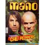 Revista La Mano Tapa Chili Peppers 26 Mayo 2006. Excelente