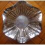 Panera Metal Bañado En Plata - Apollo - Sheffield - U S A