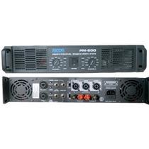 Potencia Amplificador Moon Pm-600