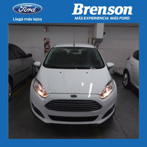 Ford Fiesta Kinetic Se Automatico 5p 0km 2016 Hg