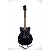 Guitarra Electrica Jazz Gretch Atkins Parquer Jz200bk