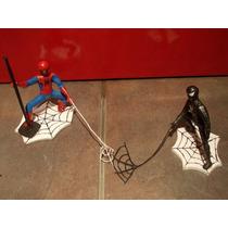 Hombre Araña En Porcelana Fria
