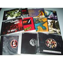 11 Cd Patricio Rey Discografia Completa ( Big Bang Rock )