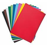 Cartulina Escolar 45 X 63cm Varios Colores Calidad X Unidad