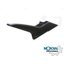 Cacha Lateral Bajo Tanque Derecha Mondial Ex 150 (negra)