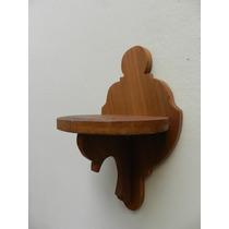 Portamaceta De Madera - Diseño Exclusivo