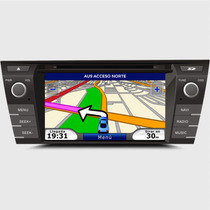 Stereo Gps Toyota Corolla Tv Ipod Dvd Bluetooth Sonomax