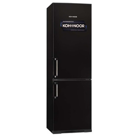 Heladera Cíclica Kohinoor Kgb4094/6 Combi Negra