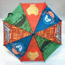 Paraguas Infantil Avengers Licencia Original