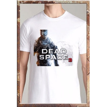 Remeras Videojuegos Consolas Dead Space Bioshok Gear Of War