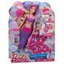 Barbie Sirena Burbujas Magicas Mattel Nueva