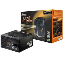 Fuente Seasonic M12ii 620w Evo Edition 80 Plus Bronze