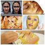 Mascara De Oro + Masaje Facial + Piedras Frias* Estetica Sea