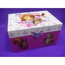 Caja Musical Princesita Sofia Disney
