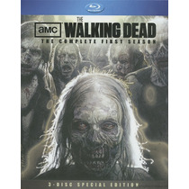 Blu-ray The Walking Dead Season 1 Special Edition