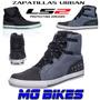 Botas Zapatilla Ls2 Sneakers Urban Con Proteccion Mg Bikes