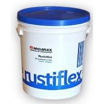 Revestimiento Acrílico Rustiflex X 25 Kg