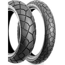 110/80/19 Y150/70/17 Juego Trail Wing Bridgestone En Fazio