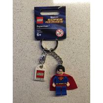Lego Llavero Superman Key Chain Retiras Hoy