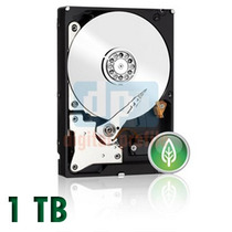 Disco Rigido Wd Caviar Green 1 Tb Sata 6 Intellipower 64 Mb