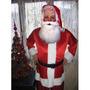 Santa Claus Disfraz De Papa Noel Completo! Mascara, Cosplay