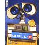Figuritas Del Album Wall E Sticker Design - Cromy - Año 2008