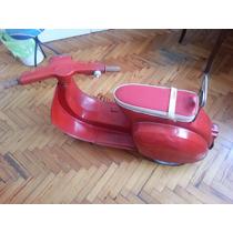 Moto Vespa Andador/caminador