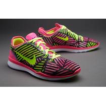 Zapatillas Free 5.0 Tr Fit Running (mujer) Tr De Usa T 38