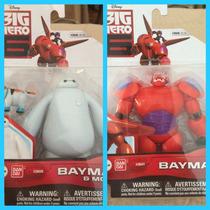 Muñecos Big Heroe Articulados En Blister - Nuevos