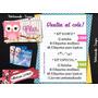 Kit De Etiquetas Escolares Personalizadas