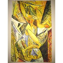 Picasso - Reproducción Oleo Impecable