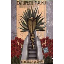 Catupecu Machu El Mezcal Y La Cobra Cd + Dvd Original