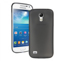 Funda Cover Ultra Slim 0.3 Colores Samsung S4 S3 Mini + Film