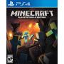 Minecraft Ps4 Original Sellado - Garantia - Nuevo - Oferta!
