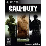 Cod Modern Warfare Ps3 Trilogy | Digital 3 Juegos Oferton!