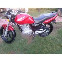 Suzuki 125 A2 4 Tiempo