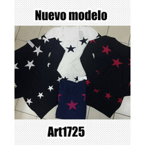 Pack Mayorista Sweaters Hilo Y Lycra Stampa Woman