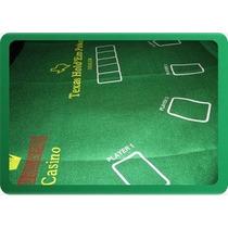 Paño De Texas Hold Em Poker De 180 Cm X 90 Cm Nuevo