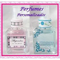 Souvenirs Perfumes De Vidrio Simil Importados $ X10 Perf
