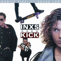 Inxs Kick Special Limited Edition Lp Vinilo Mobile Fidelity