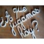 Letras Corporeas Polifan Telgopor Zona Oeste El Mejor Precio