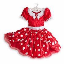 Disfráz Minnie Original Disney Store - Regalo De Navidad