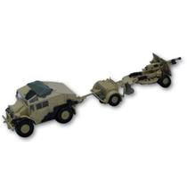 Cmp Ford Quad Gun Tractor (nro 25) - Blindados De Combate