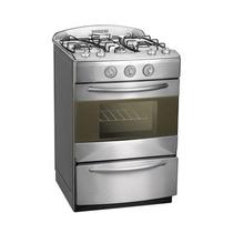 Cocina Domec Acero 56cm 4hor Autolimpiante Timer Cxnnv Next